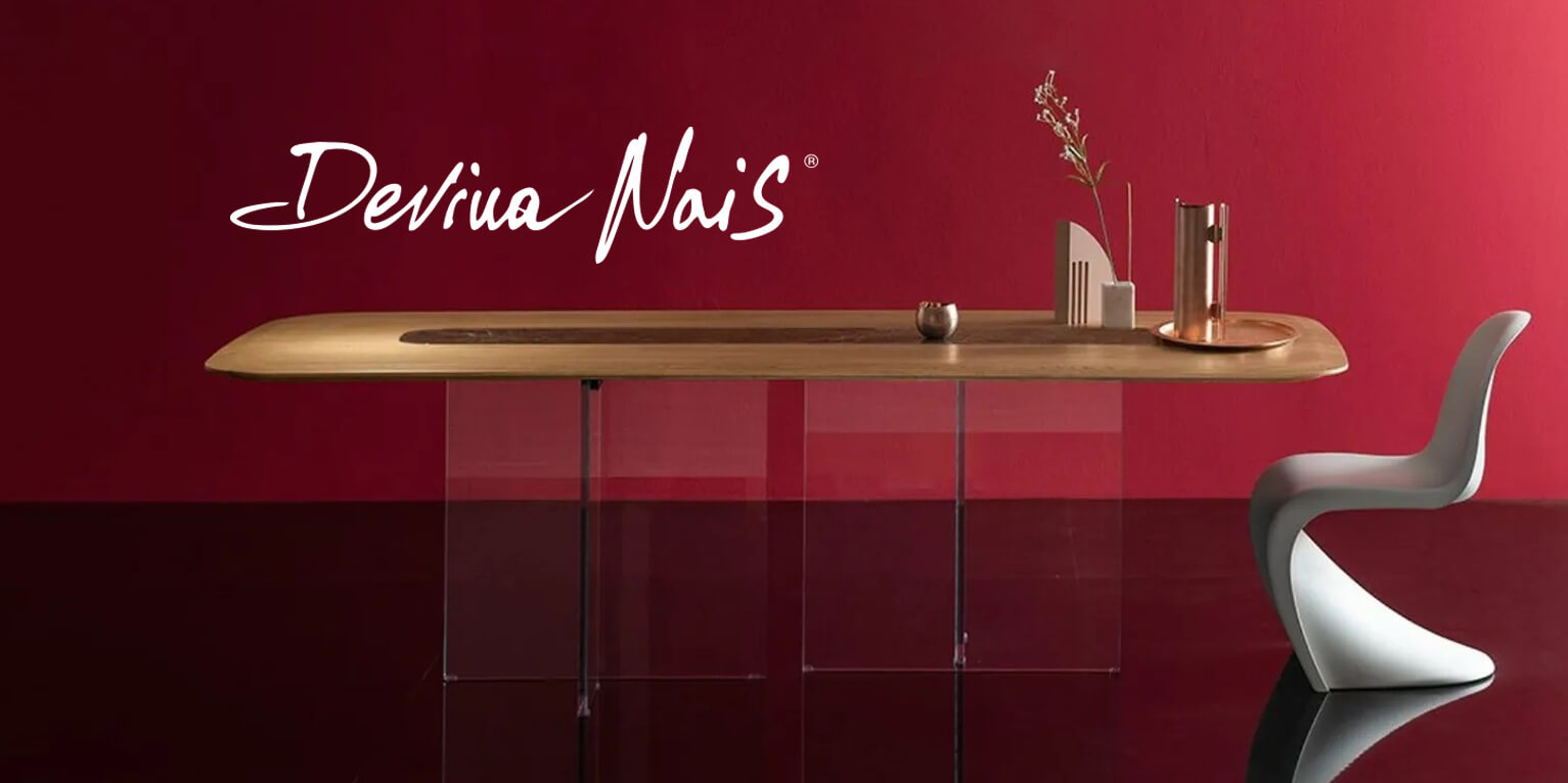 Италиански трапезни маси от Devina Nais