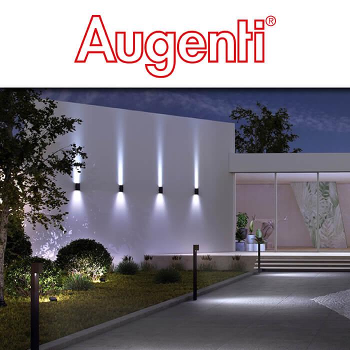 Каталог с външно и архитектурно осветление Augenti