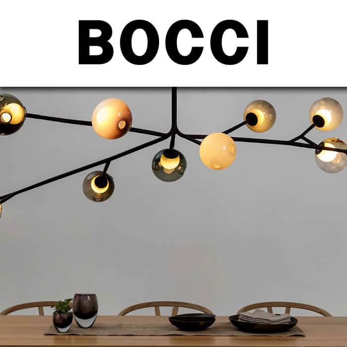 Каталог осветителни тела Bocci