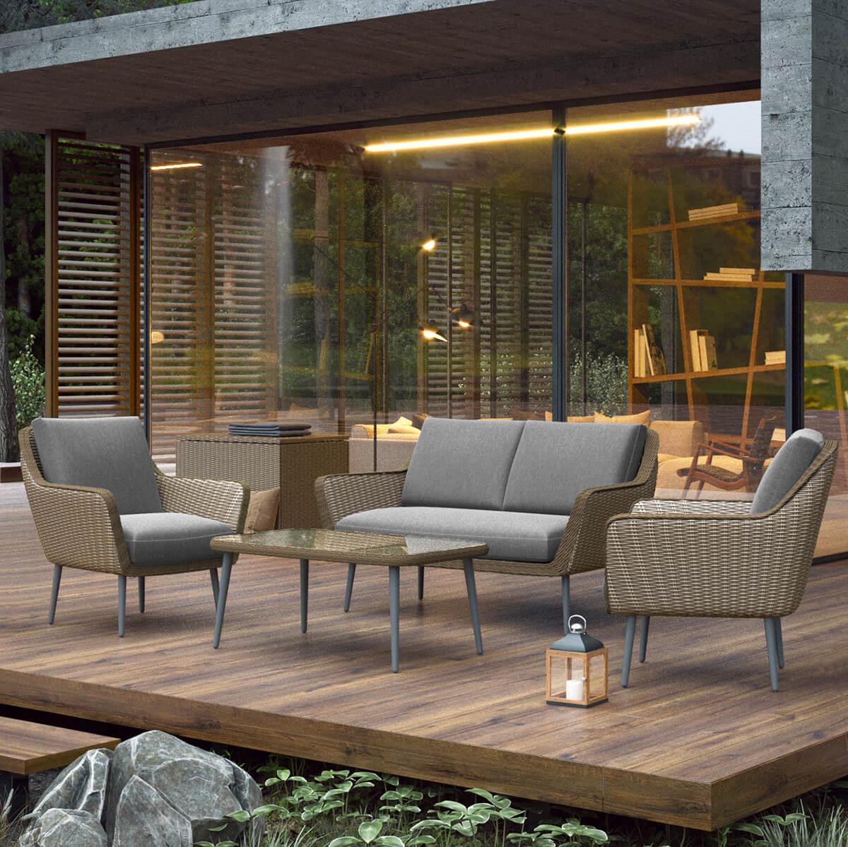 Каталог градински мебели I