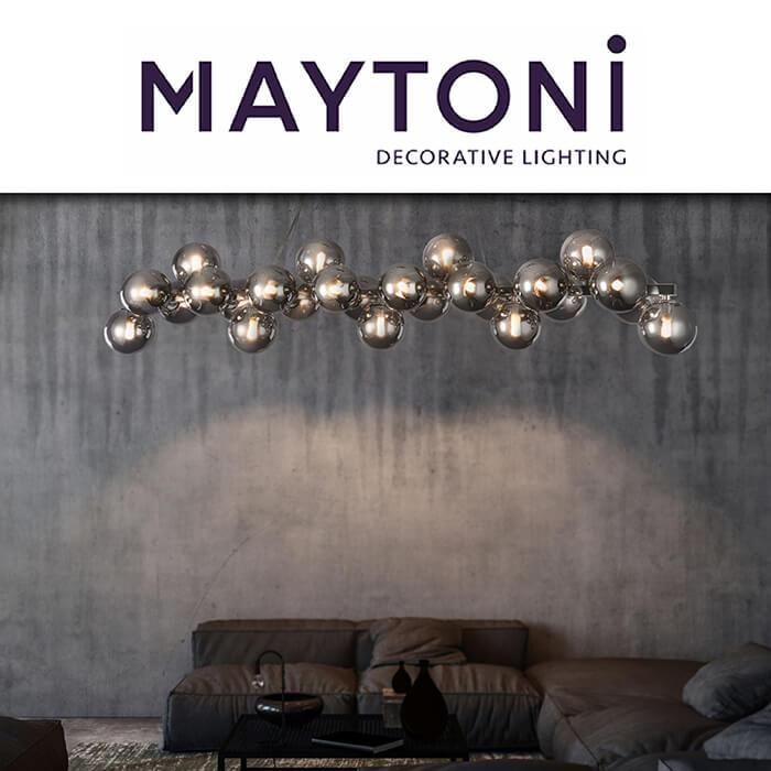 Каталог осветителни тела Maytoni