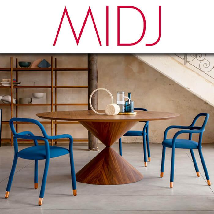 Каталог с мебели Midj, Италия