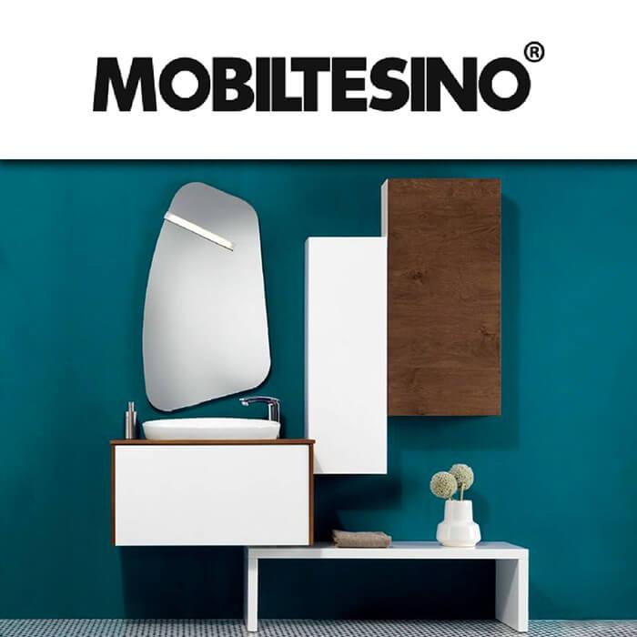 Каталог с мебели за баня Mobiltesino