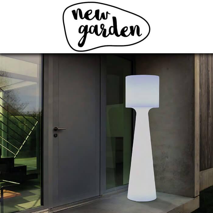 NewGarden - светещи деко мебели, кашпи и осветление