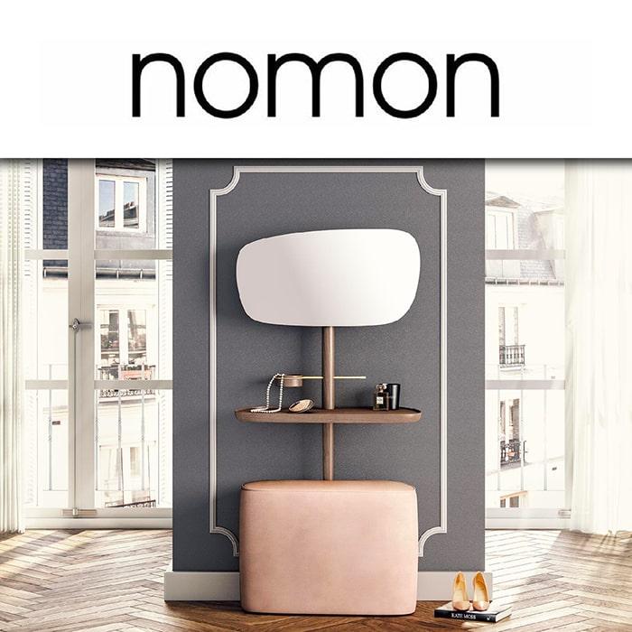 Nomon каталог за аксесоари