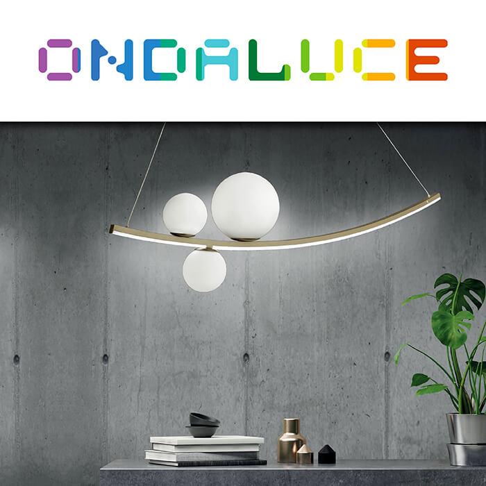 Каталог за осветителни тела Ondaluce
