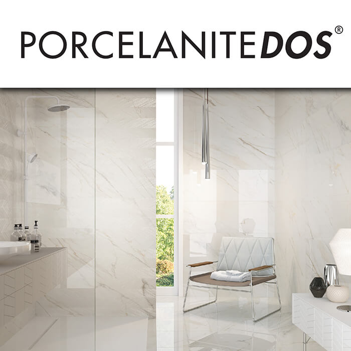 Каталог за подови настилки и плочки Porcelanite Dos