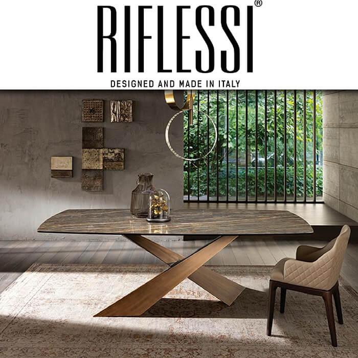 Каталог с мебели Riflessi, Италия