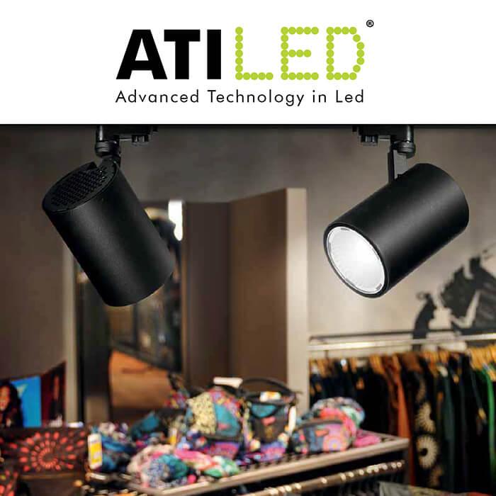 Каталог с архитектурно осветление AtiLed