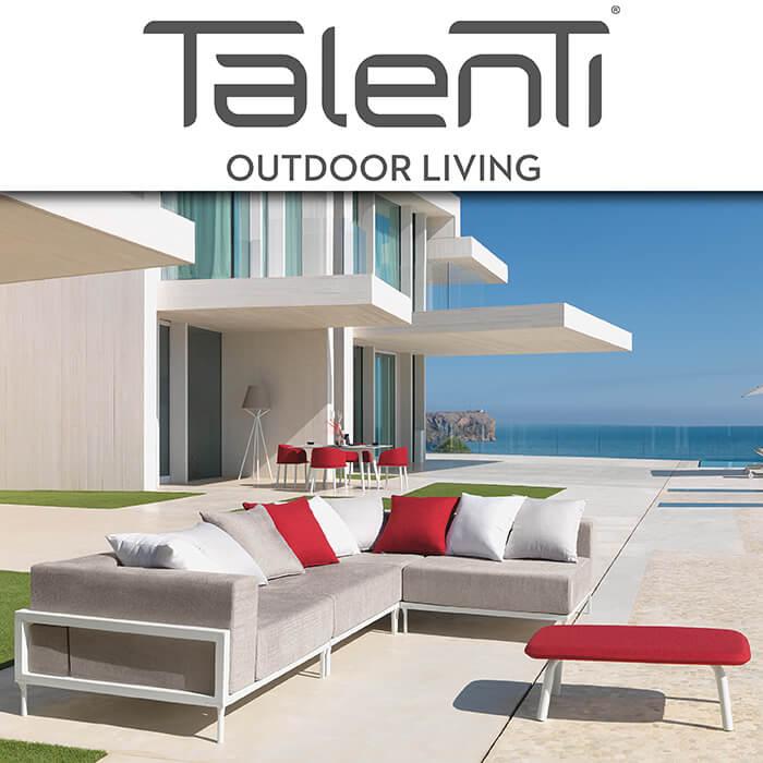 Каталог градински мебели Talenti