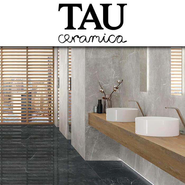 Каталог за широкоформатни плочки Tau Ceramice