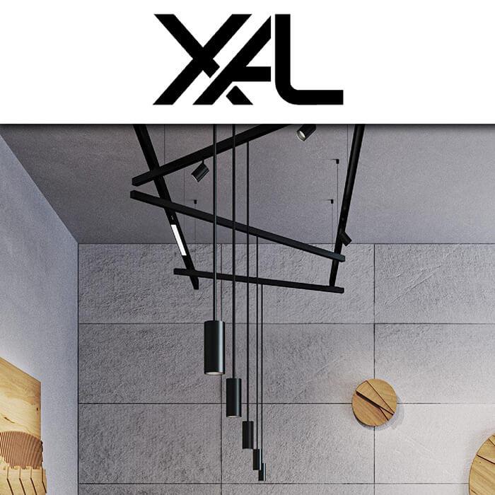 Каталог с архитектурно осветление XAL