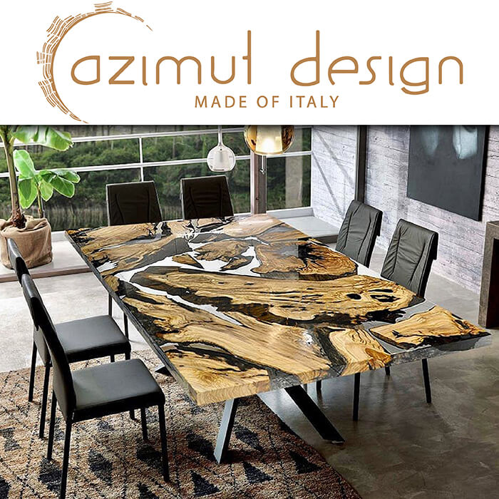 Каталог с мебели Azimut Design, Италия