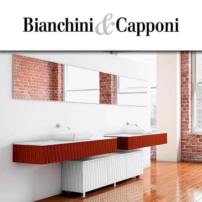 Каталог с мебели за баня Bianchini & Capponi