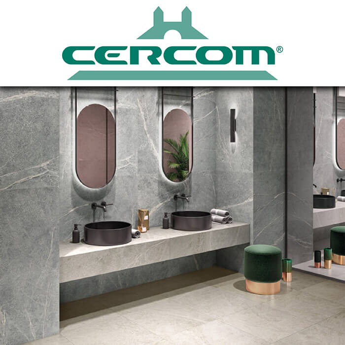 Каталог за плочки и подови настилки Cercom