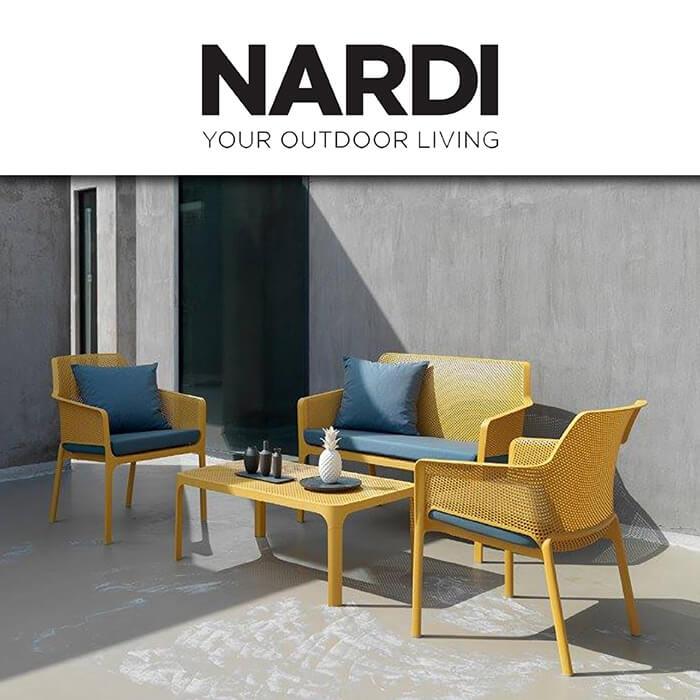 Каталог градински мебели Nardi