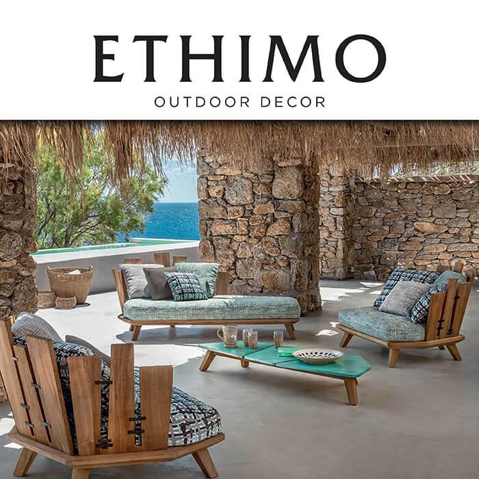 Каталог градински мебели Ethimo