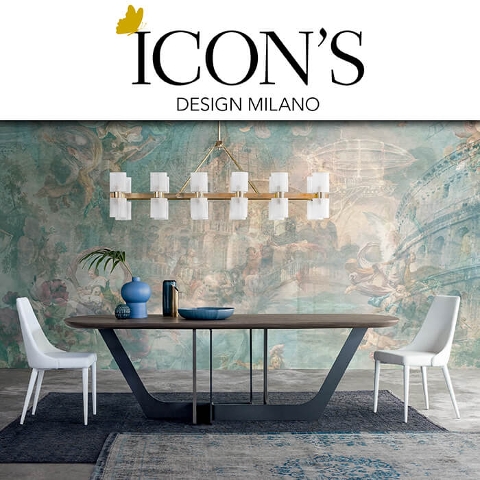 Каталог с мебели Icon's, Италия