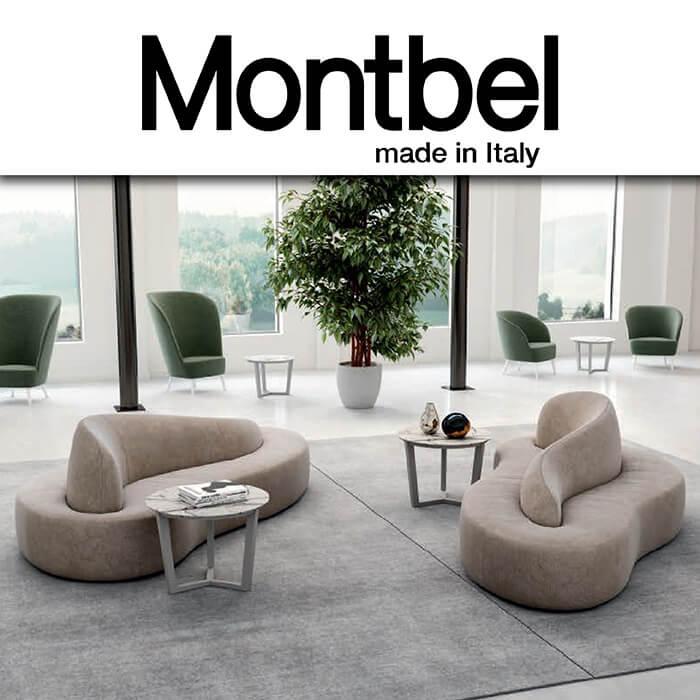 Каталог с мебели Montbel, Италия