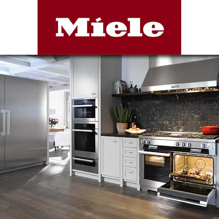 Каталог с кухненски електроуреди Miele