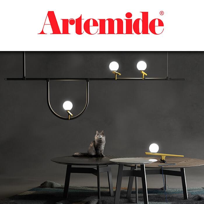 Каталог осветителни тела Artemide