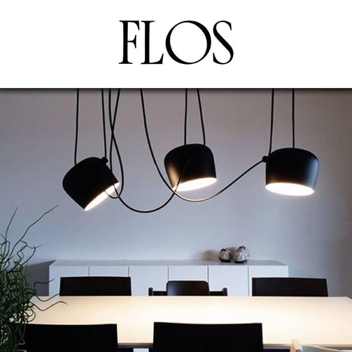 Каталог осветителни тела Flos