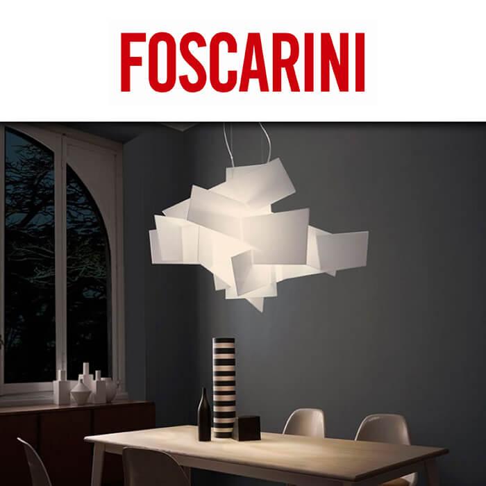Каталог осветителни тела Foscarini