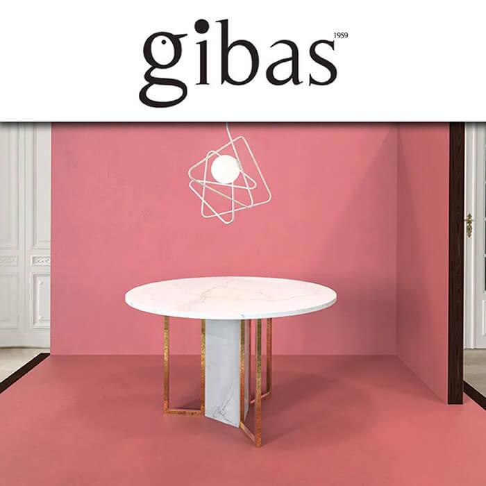 Каталог осветителни тела Gibas