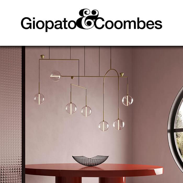 Каталог осветителни тела Giopato & Coombes