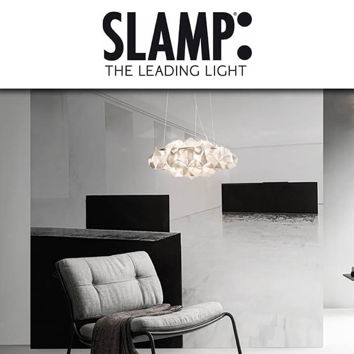 Каталог осветителни тела Slamp