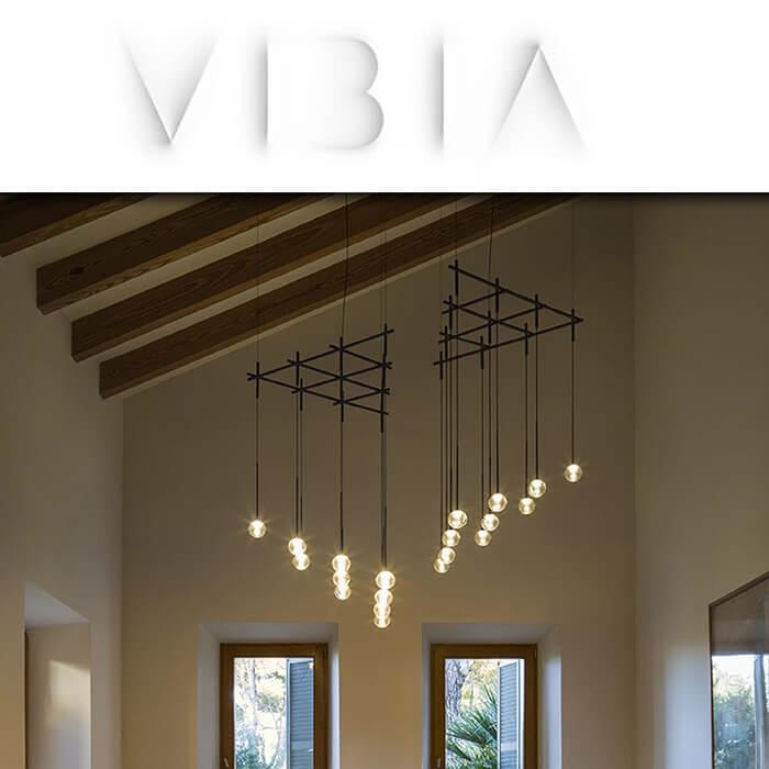 Каталог осветителни тела Vibia