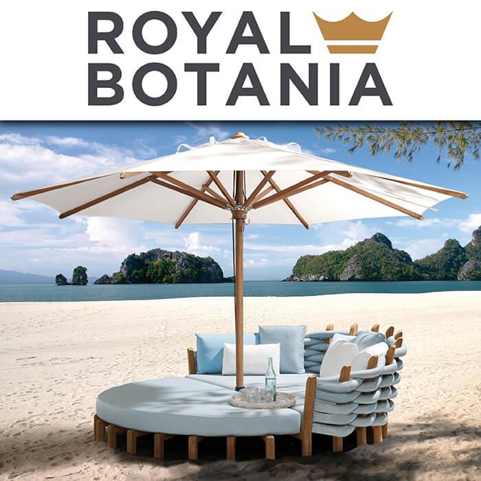 Каталог градински мебели Royal Botania
