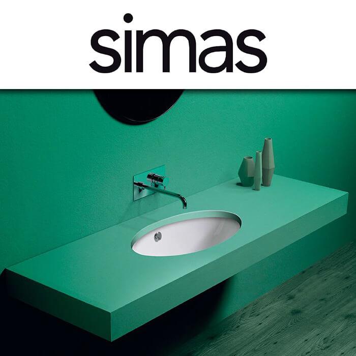 Каталог за санитария Simas