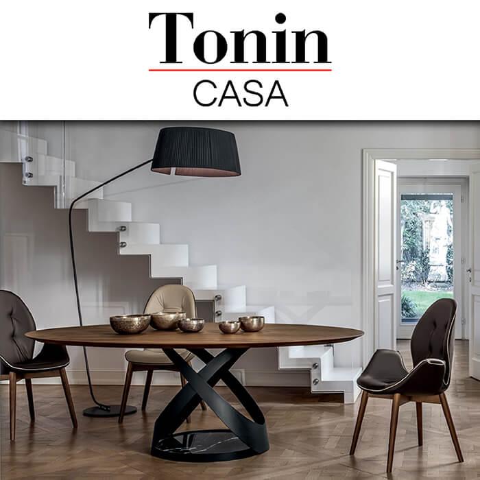 Каталог с мебели Tonin Casa, Италия