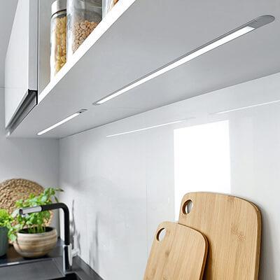 вградено LED осветление