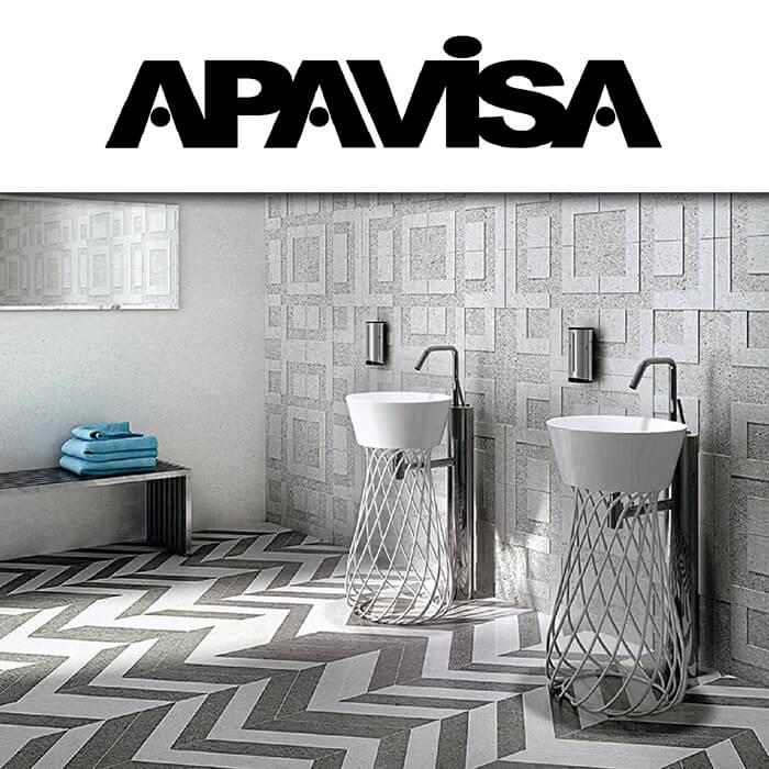 Каталог за подови настилки и плочки Apavisa