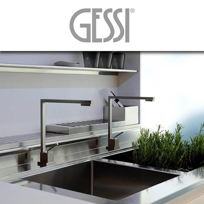 Каталог за смесители Gessi