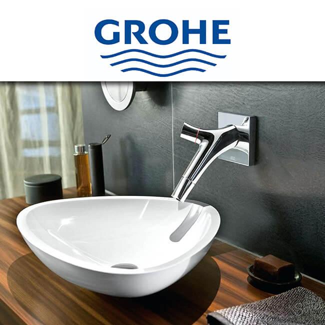 Каталог за санитария Grohe