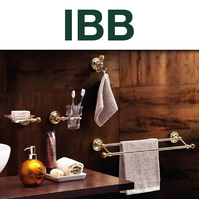 Каталог с аксесоари за баня IBB