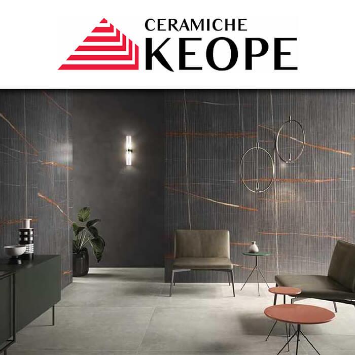Каталог за подови настилки и плочки Keope