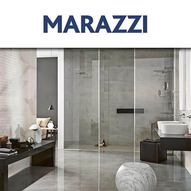 Каталог за подови настилки и плочки Marazzi