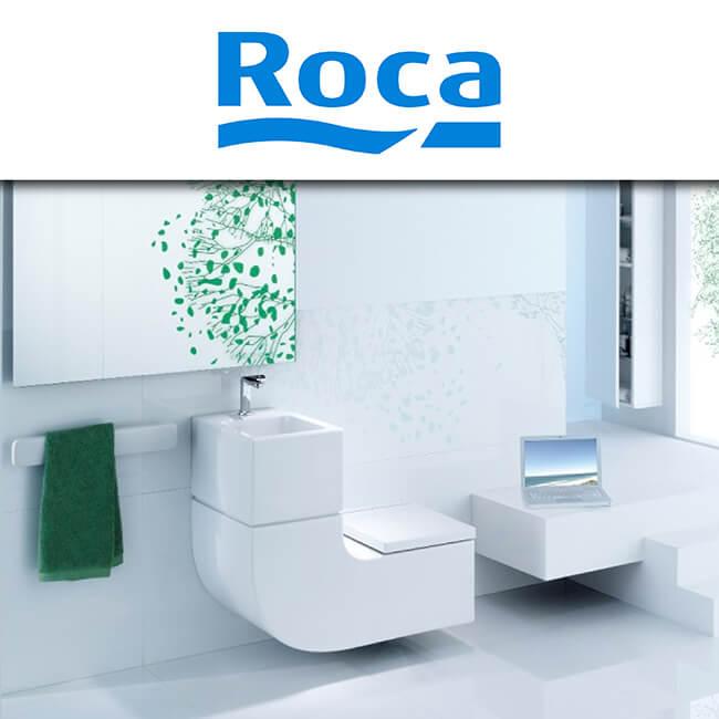 Каталог с мебели за баня - Roca