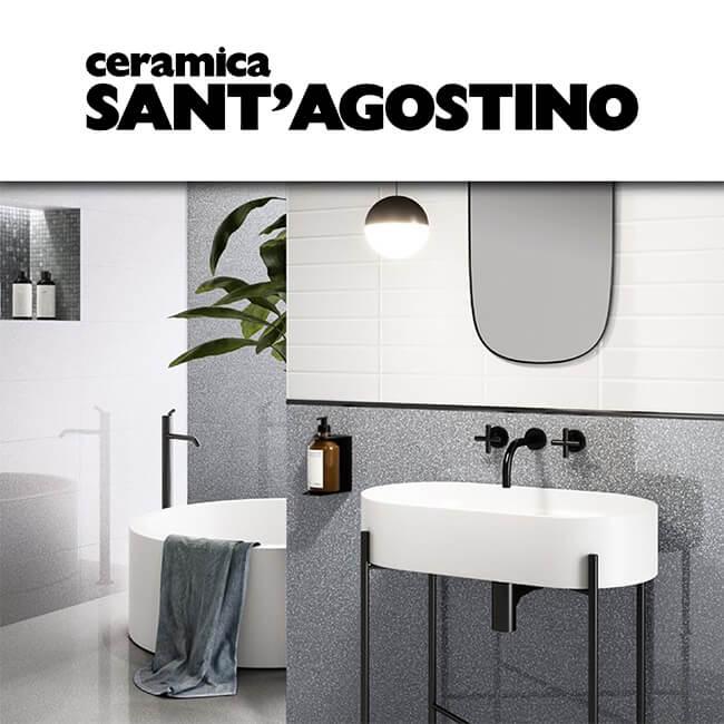 Каталог за подови настилки и плочки Sant' Agostino