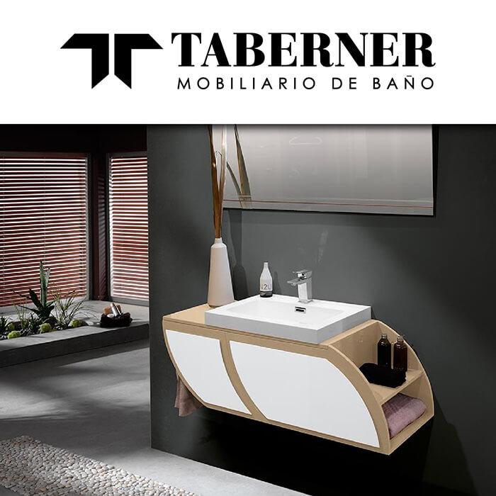Каталог с мебели за баня - Taberner