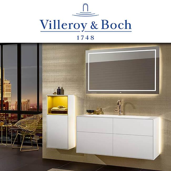 Каталог с предложения за баня на Villeroy&Boch