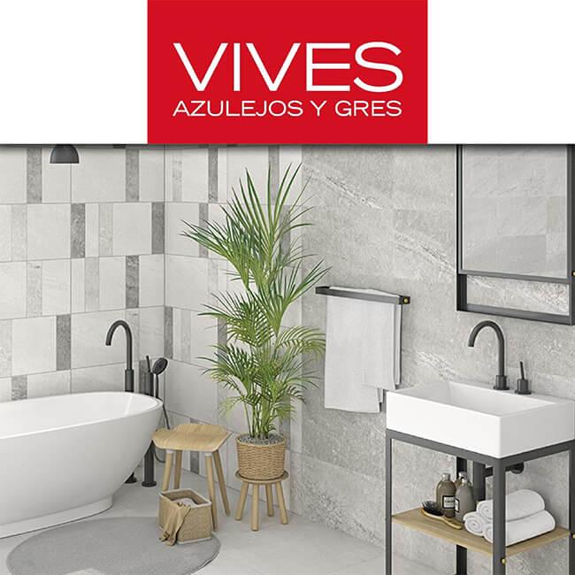 Каталог за подови настилки и плочки Vives
