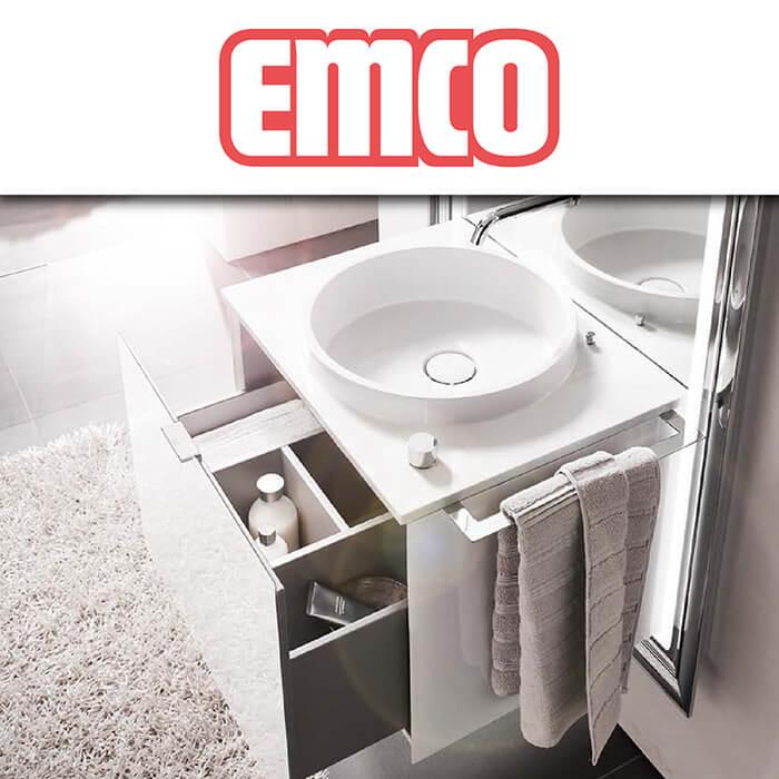 Каталог с аксесоари за баня Emco