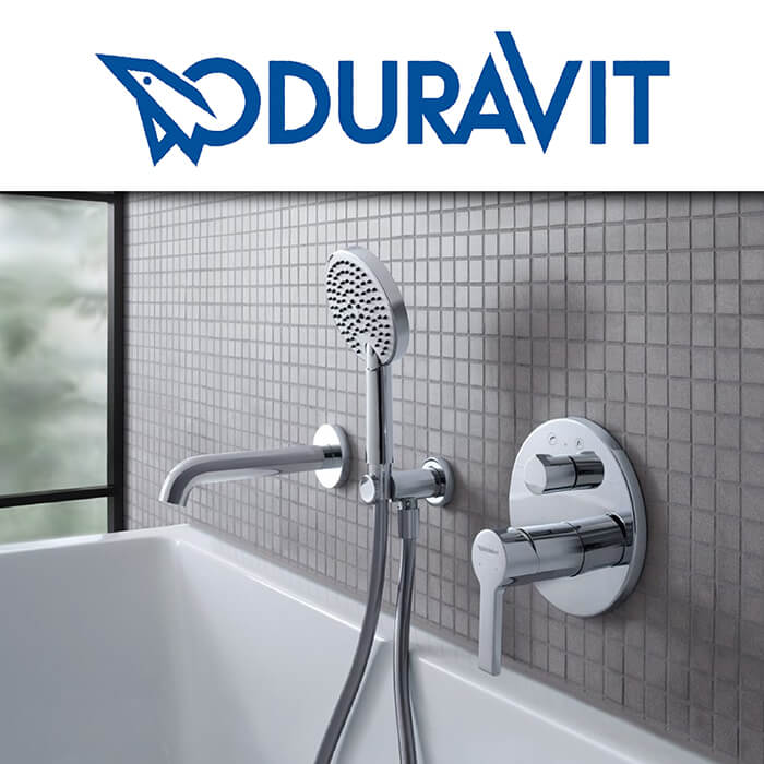 Каталог за душове и смесители Duravit