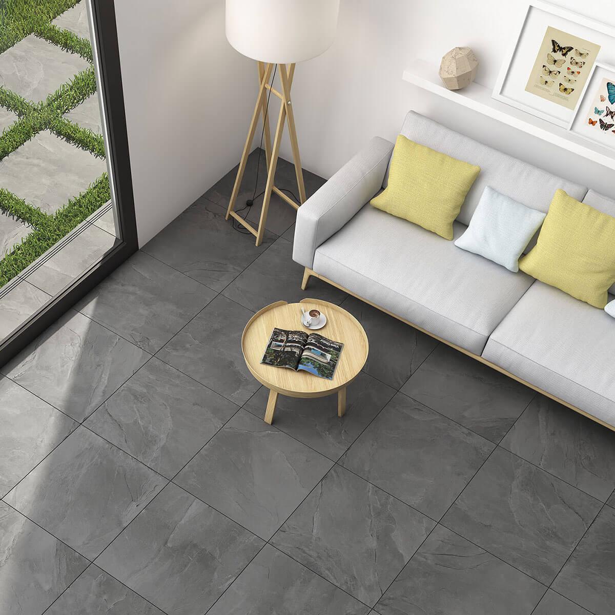 Гранитогрес Stonelife Greyslate 60х60