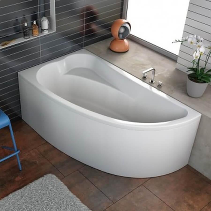 Ъглова вана за вграждане Calando-D